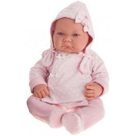 Кукла Munecas Antonio Juan Алисия в розовом, 40 см 3368P