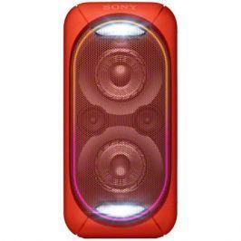 Беспроводная акустическая система Sony GTK-XB60 красный