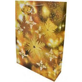 Пакеты подарочные бумажные ламинированные, 330x460x102 мм. 5
