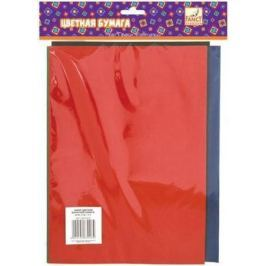 Цветная бумага Fancy Creative FD010010 A4 5 листов