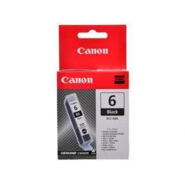 Чернильница Canon BCI-6BK для BJС-8200/S900/9000/800//i865/i905D/950/965/9100. Чёрный. 270 страниц.