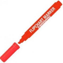 Маркер Centropen FLIPCHART 4.6 мм красный 8560/1К 8560/1К