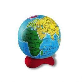 Точилка GLOBE, 1 отверстие, с контейнером в виде глобуса
