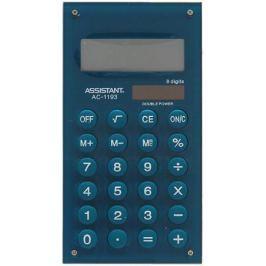 Калькулятор карманный Assistant AC-1193Mareno 8-разрядный AC-1193Mareno