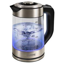 Чайник LUMME LU-133 черный жемчуг