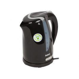 Чайник электрический BBK EK1708P черный/серебро