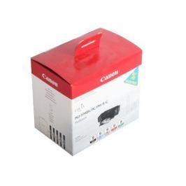 Картридж Canon PGI-9 MBK/PC/PM/R/G для PIXMA Pro9500. Матовый чёрный, красный, зелёный, фотокартридж голубой и пурпурный.