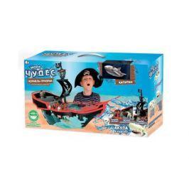 Интерактивная игрушка Lil' Fishys Корабль-призрак от 3 лет разноцветный 147261