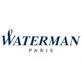 Ручка перьевая Waterman Hemisphere Steel GT перо F серебристый S0920310