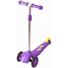 Самокат трехколёсный RT MINI ORION фиолетовый 164в2 (пакет)