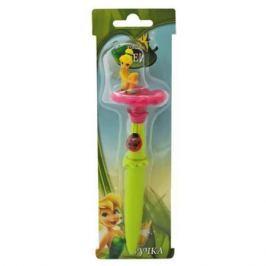 Шариковая ручка Action! Disney, Феи, фея на цветке синий FR-AWH011