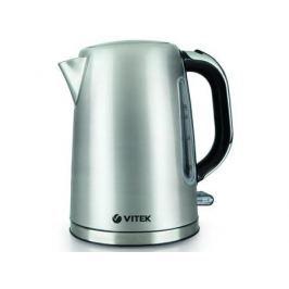 Чайник Vitek 7010 SR 2200 Вт 1.7 л металл серебристый