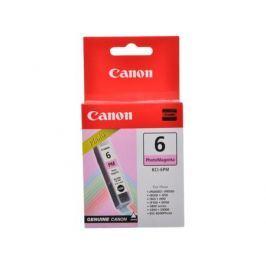 Фоточернильница Canon BCI-6PM для BJС-8200/S900/9000/800//i905D/950/965/9100. Пурпурный. 270 страниц.