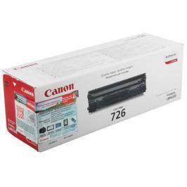 Картридж Canon 726 для LBP-6200. Чёрный. 2100 страниц.