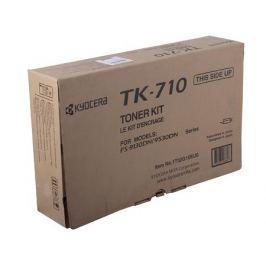 Тонер Kyocera TK-710 для FS-9130DN/9530DN. Чёрный.