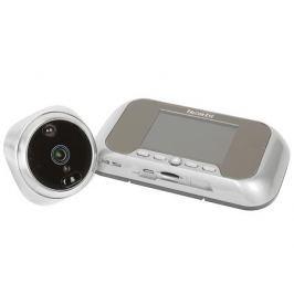 Автономный видеоглазок Falcon Eye FE-VE02 Silver дисплей 2,8
