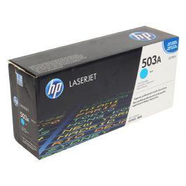 Картридж HP Q7581A для принтеров HP Color LaserJet 3800. Голубой. 6000 страниц.