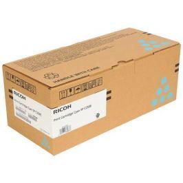 Картридж тип SP C250E Cyan для SP C250DN/C250SF. Голубой. 1600 страниц.