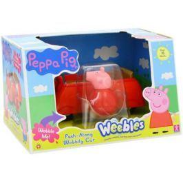 Игровой набор Peppa Pig Машина Пеппы - неваляшки (с фигуркой Пеппы) 28794