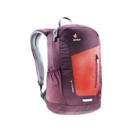 Городской рюкзак Deuter StepOut 12 12 л оранжевый бордовый 3810215-5513