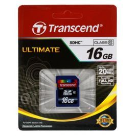 SDHC Transcend 16Gb Class10 (TS16GSDHC10)