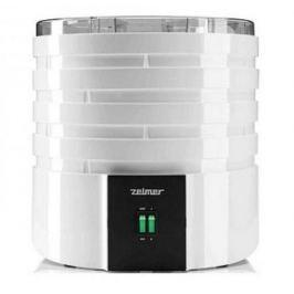 Сушилка для овощей и фруктов Zelmer ZFD2050W 520Вт белый