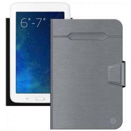Чехол Deppa для планшетов 6''-7'' серый 87026