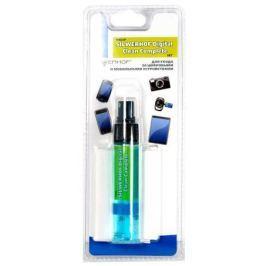 Чистящий набор для мобильных устройств Silwerhof гель 30мл+сафетки 671212