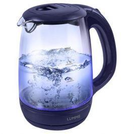 Чайник LUMME LU-134 синий сапфир