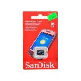 MicroSDHC SanDisk 16Gb Class 4 (SDSDQM-016G-B35)