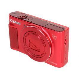 Фотоаппарат цифровой Canon PowerShot SX620 HS красный, 20Mpx CMOS, zoom 25x, оптическая стаб., 1920x1080, экран 3.0'', Wi-fi и NFC, GPS через смартфон