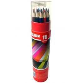 Набор цветных карандашей Action! ACP103-18 18 шт ACP103-18