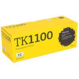 Тонер-картридж T2 TC-K1100 (TK-1100) с чипом