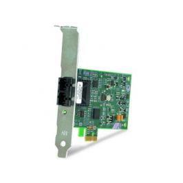 Сетевой адаптер Allied Telesis AT-2711FX/SC-001 100Mbps Fast Ethernet PCI-Express Fiber Adapter Card