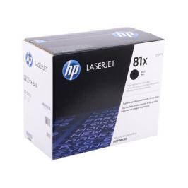 Картридж HP CF281X для LaserJet Enterprise MFP M630 Черный. 25000 страниц. (81X)
