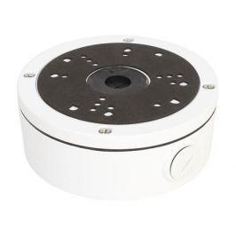 Распределительная коробка SAB-5X/955WP для монтажа AHD/IP камер Orient серий 58/68/955, ?145мм x 54мм, влагозащищенная, 2 гермоввода, алюминий, цвет б
