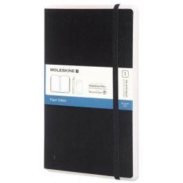 Блокнот Moleskine Paper Tablet PTNL34HBK01 Large 130х210мм 176стр. пунктир твердая обложка черный