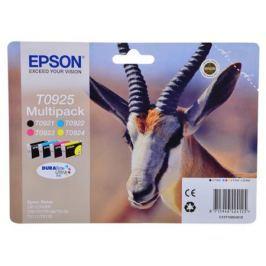 Картридж Epson Original T09254A (T10854A10) комплект для C91/CX4300