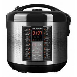 Мультиварка Redmond RMC-M40S 700 Вт 5 л серебристый черный