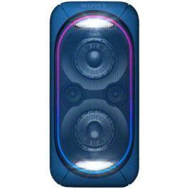 Беспроводная акустическая система Sony GTK-XB60 синий