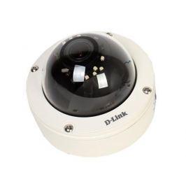 Интернет-камера D-Link DCS-6517/A1A 5 Мп внешняя купольная антивандальная сетевая камера, день/ночь, с ИК-подсветкой до 20 м, PoE, вариофокальным мото