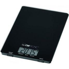 Весы кухонные Clatronic KW 3626 чёрный