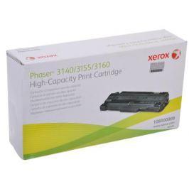 Картридж Xerox 108R00909 для Phaser 3140/3155/3160. Чёрный. 2500 страниц.