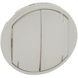 Лицевая панель Legrand Celiane для выкл.жалюзи ZigBee № 67263/67264 титан 68474