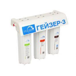 Трехступенчатый фильтр Гейзер 3ИВС Люкс для очистки сверхжесткой воды