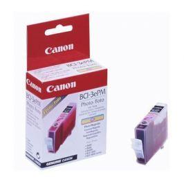 Фоточернильница Canon BCI-3PM для BJС-3000/6000/6100/6200/6500//S400/450/4500. Пурпурная. 280 страниц.