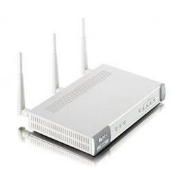 Беспроводной маршрутизатор ZyXEL N4100 802.11n/b/g беспроводной маршрутизатор с принтером для организации пункта доступа (хот-спота) в Интернет