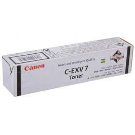 Тонер-картридж Canon C-EXV7 для iR1210/ 1230. Чёрный. 5300 страниц.