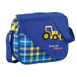 Сумка Hama Step By Step Junior Alpbag Boys Excavator 3.5 л синий желтый 129122