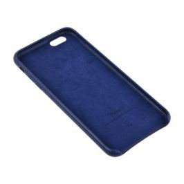 Чехол - обложка iPhone 6s Plus Leather Case Midnight Blue